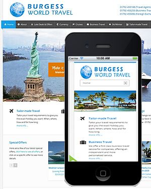 Why make your website Mobile Compatible