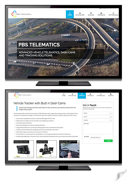 PBS Telematics - Click here to visit website
